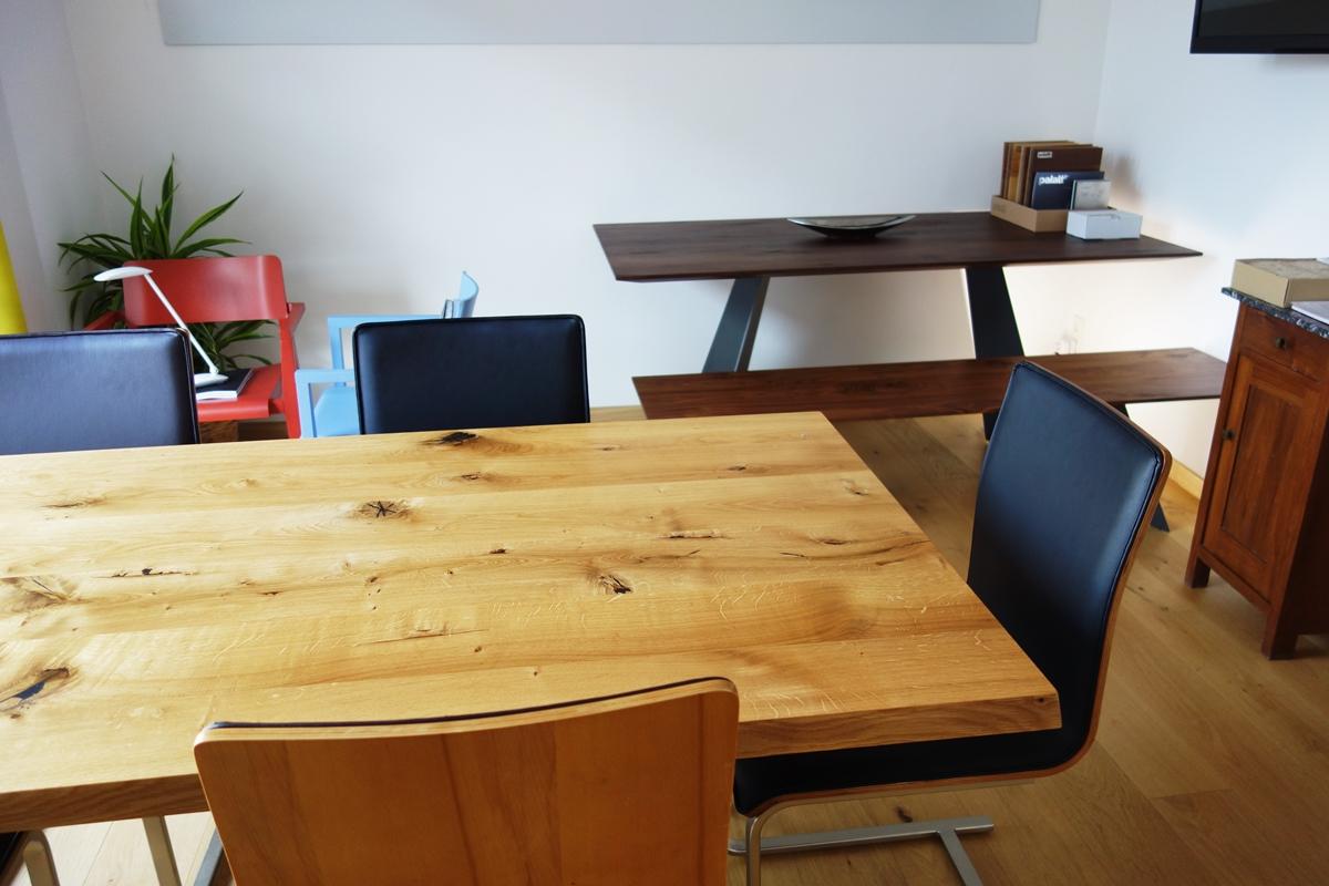 Massivholz Design tische aus massivholz massivholz design
