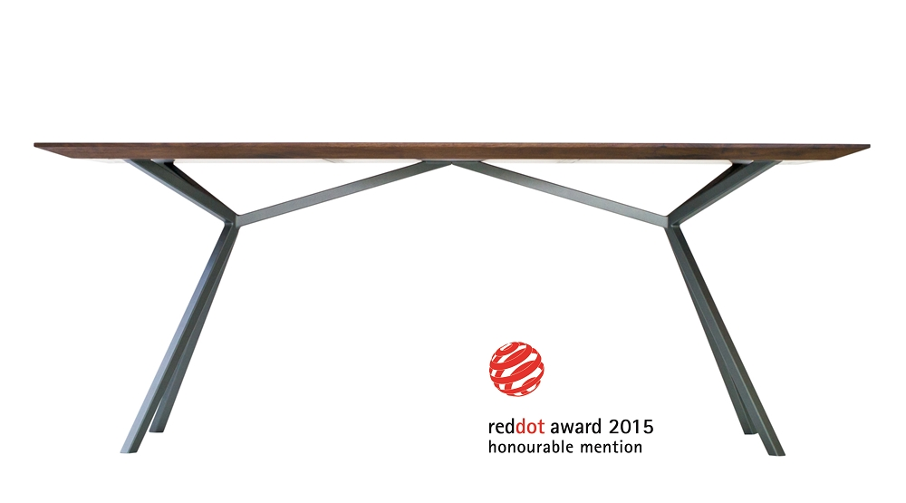 Esstisch Massivholz KT11 Red Dot Award