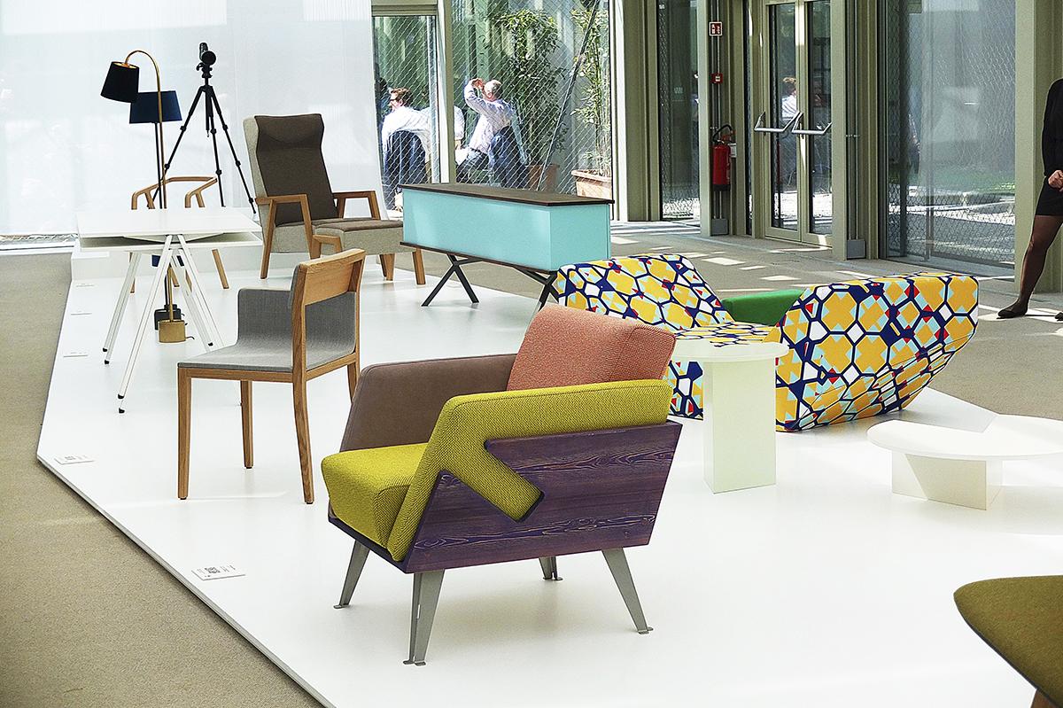 Milano design week 2016 back ahead massivholz design for Designer a milano