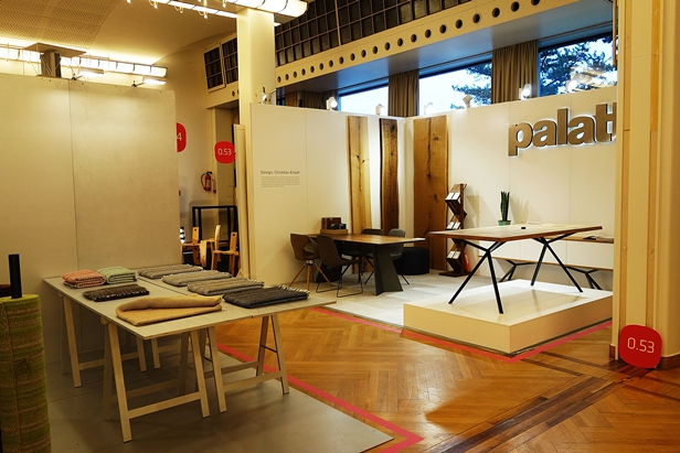 Möbeldesign Von Palatti Auf Der Blickfang Zürich 2015 Massivholz